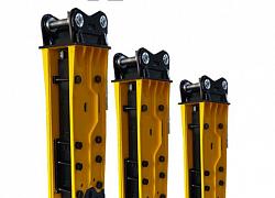 Гидромолот Exten K500 для экскаватора-погрузчика